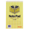 Spirax 563B Notebook Reporter 200x127mm Ruled 300 Page Top Opening