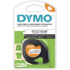 Dymo Letratag Labelling Tape 12mmx2m Iron-On Fabric