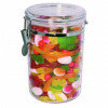 Connoisseur Acrylic Storage Canister Round 1.8 Litres