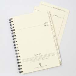 Debden Elite Diary Refill A5 Week To View Week to a View
