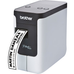Brother PT-P700 P-Touch Desktop Label Printer